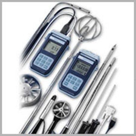 Immagine per la categoria Anemometri portatili