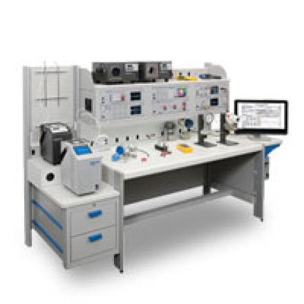Immagine di Banchi modulari per officina elettro-strumentale