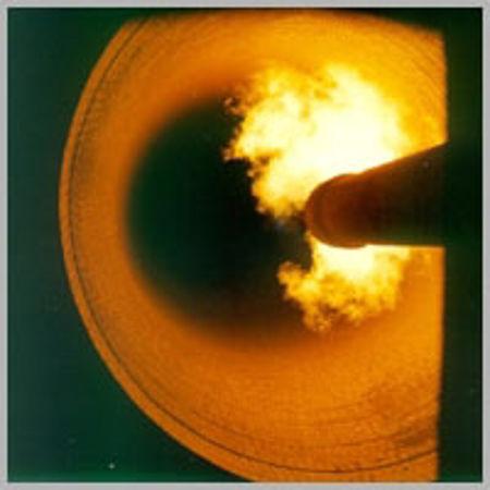 Immagine per la categoria Monitoraggio e mappatura termica interna ed esterna di forni o inceneritori