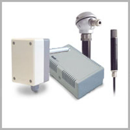 Immagine per la categoria Sensori d'Umidità/Temperatura con elemento sensibile capacitivo-versioni standard