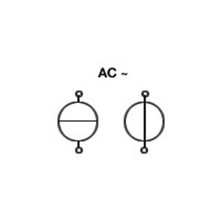 Immagine per la categoria Alternating voltage/current