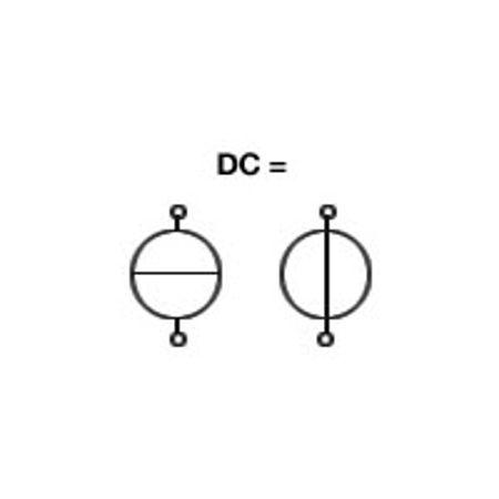 Immagine per la categoria Direct voltage / Direct current