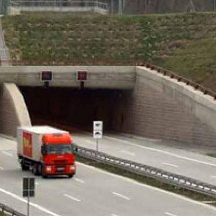 Immagine di Sicurezza Tunnel stradale