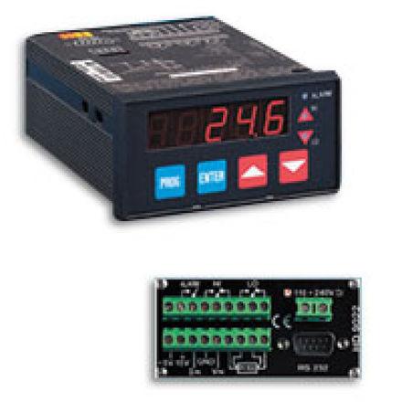 Immagine di HD 9022 Indicatore configurabile a microprocessore ingresso in tensione, corrente o Pt100