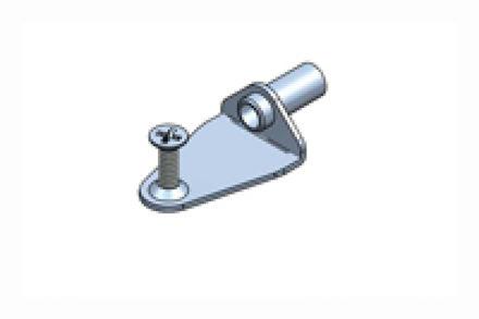 Immagine di Inserto a Crimpare Miniatura L-bracket