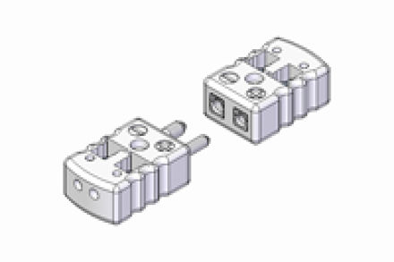 Immagine di Connettore Standard Ceramico a Montaggio Rapido