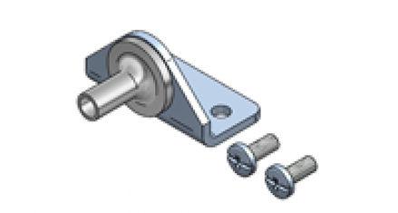 Immagine di Inserto a Crimpare Staffa – L Connettore Standard