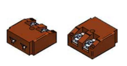 Immagine di Inserto da Pannello Miniatura Alta Temperatura