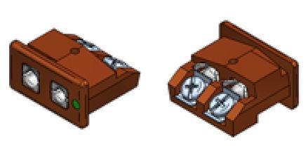 Immagine di Inserto da Pannello Standard Alta Temperatura