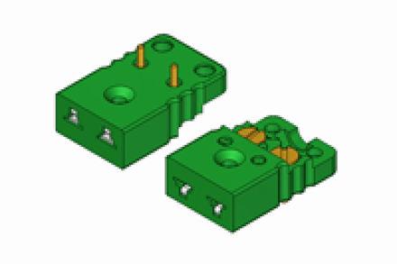 Immagine di Presa Miniatura per Montaggio Connettori PCB