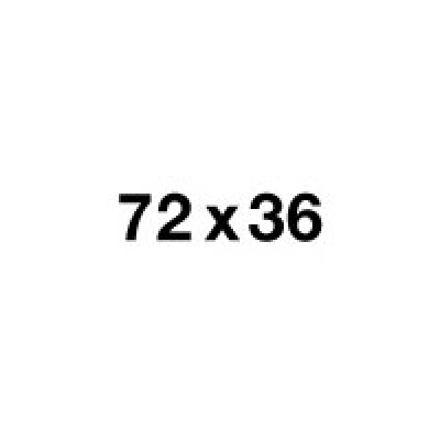 Immagine di 72 x 36 mm