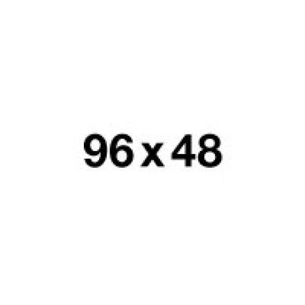 Immagine di 96 x 48 mm
