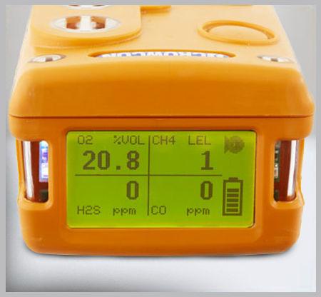 Immagine per la categoria Rilevazione e Protezione da Gas